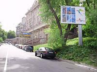 Билборды на Кудрявском спуске