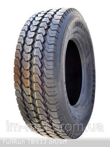 Грузовые шины на прицепную ось 385/65 R22,5 FullRun TB933 on/off
