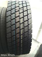 Грузовые шины на ведущую ось 215/75 R17,5 Jinyu JD575