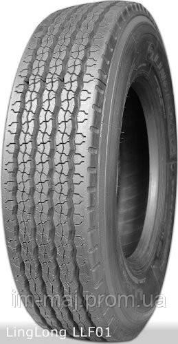 Грузовые шины на рулевую ось 315/60 R22,5 LingLong LLF01