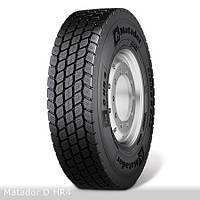 Грузовые шины на рулевую ось 315/80 R22,5 Matador F HR4