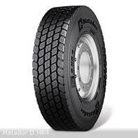Грузовые шины на ведущую ось 245/70R17.5 Matador D HR 4
