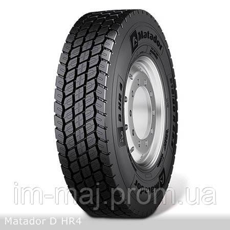Грузовые шины на ведущую ось 315/60R22.5 Matador D HR4