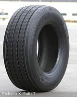 Грузовые шины на прицепную ось 245/70 R 17.5 Michelin X Multi T