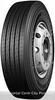 Грузовые шины на рулевую ось 295/80 R22,5 Continental Conti City Plus HA3