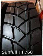 Грузовые шины на ведущую ось 315/80 R22,5 Sunfull HF768