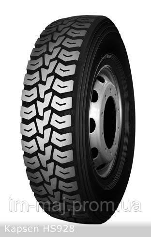 Грузовые шины на ведущую ось 315/80 R22,5 Kapsen HS928