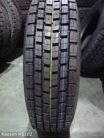 Грузовые шины на ведущую ось 315/80 R22,5 Kapsen HS102