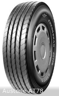 Грузовые шины на рулевую ось 245/70 R19,5 Austone AT78