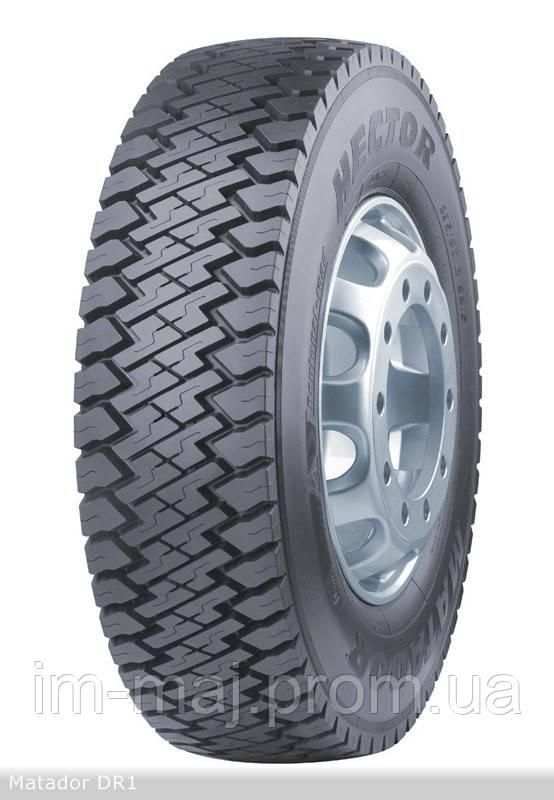 Грузовые шины на рулевую ось 265/70 R19,5 Matador DR 1