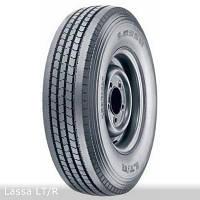 Грузовые шины на рулевую ось 7,5  -  16 Lassa LT/R