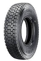Грузовые шины на ведущую ось 215/75 R17,5 Sailun S702