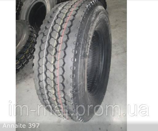 Грузовые шины на прицепную ось 385/65 R22,5 Annaite 397
