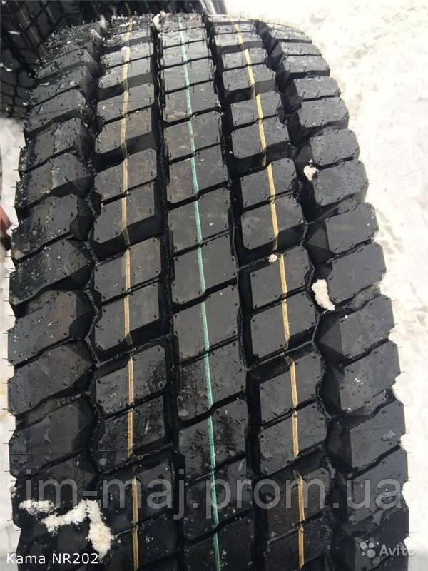 Грузовые шины на ведущую ось 315/70 R22,5 Kama NR202