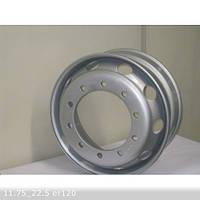 Грузовые диски 22,5х11,75 10х335 ET 120 DIA281 (прицеп) диск. торм . ДК