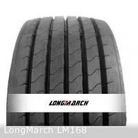 Грузовые шины на прицепную ось 445/45 R19,5 LongMarch LM168