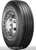 Грузовые шины на ведущую ось 295/80 R22,5 Fulda Ecoforce 2