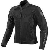 Мотокуртка REVIT GT-R AIR текстиль black, M