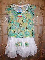 Платье девочка-шифон