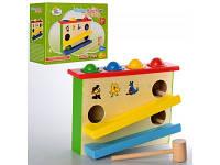 Деревянная игрушка Стучалка MD 0910