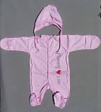 Человечки для новорожденных, фото 3
