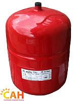 Расширительные баки для системы отопления с фиксированной мембраной ER - 24 CE