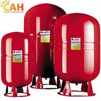 Расширительные баки для системы отопления с фиксированной мембраной ERCE - 100