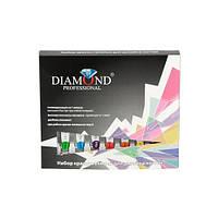 3D гель краска Diamond Professional 18 в 1