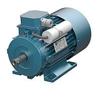Электродвигатель Elprom Harmanli  - 1,1кВт, 1500 об/мин., 230/380 V, вал-24, 3фазы, B35