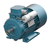 Электродвигатель Elprom Harmanli  - 1,5кВт, 1500 об/мин., 230/380 V, вал-24, 3фазы, B35