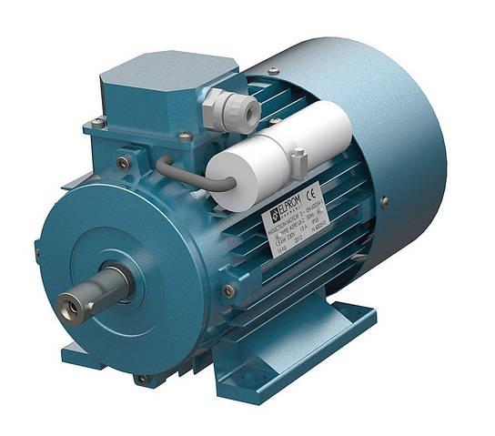Электродвигатель Elprom Harmanli  - 18,5кВт, 1500 об/мин., 230/380 V, вал-48, 3фазы, B35