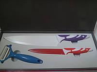 Набор ножей с керамическим покрытием-АКЦИЯ, фото 1