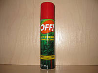 Аэрозоль от клещей и комаров OFF-экстрим