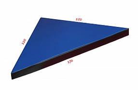 Мат гимнастический Угловой «120х170х8» (ТМ SportBaby)