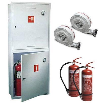 Шкаф пожарный ШПК-322 ВО встроенный с задней стенкой 1600х600х230мм Евросервис (000013484)