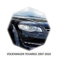 Реснички на фары Volkswagen TOUAREG 2007-2010 г.в.