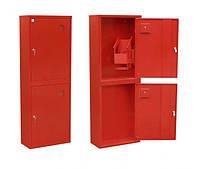 Шкаф пожарный ШПК-320 НО навесной с задней стенкой 1200х600х230мм евросервис (000013477)