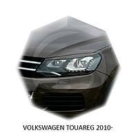 Реснички на фары Volkswagen TOUAREG 2010+ г.в.