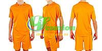 Футбольная форма для команд Zel детская, макс. рост 160 см CO-4807-OR