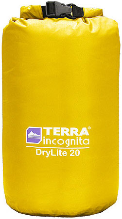 Гермочехол Terra Incognita DryLite 20