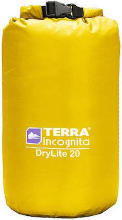 Гермочехол Terra Incognita DryLite 20, фото 2