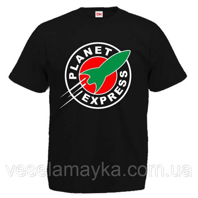 """Футболка """"Planet Express (Футурама)"""""""