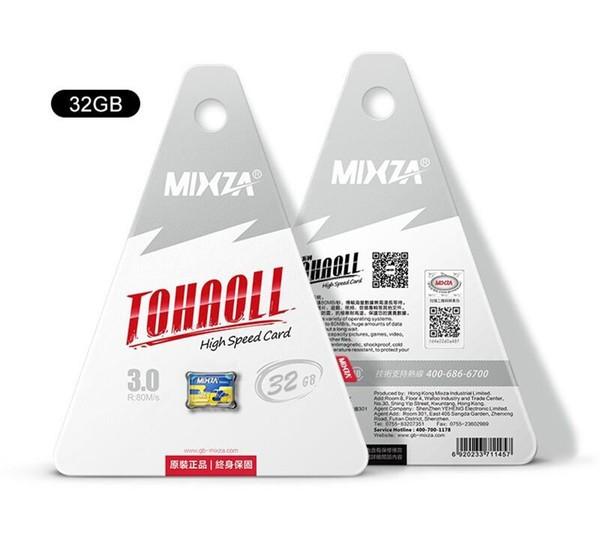MIXZA MicroSDHC 32GB Class 10