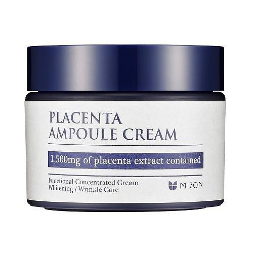 Mizon Placenta ampoule cream Крем с экстрактом плаценты