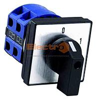 Переключатель кулачковый ПКП 3P 20А 1-0-2 380В Electro
