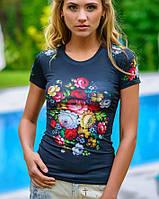 Футболка с цветами | Swag цветы sk