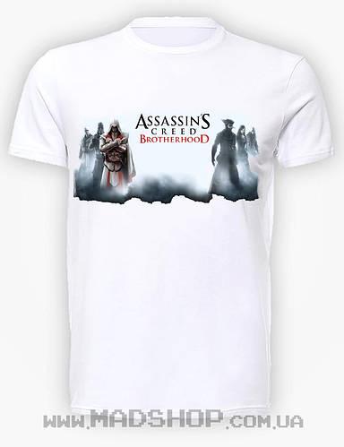 Футболка GeekLandКредо ассасина Assassin's Creed Brotherhood AC.01.041