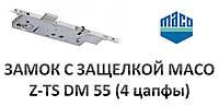Замок c защёлкой МАСО Z-TS DM-55 (4 цапфы).
