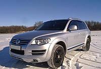 Расширители Арок VW Touareg 2006-2009, Фольксваген Туарег