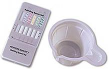 Експрес тест на 3 виду наркотику (марихуану, опіати (морфін) і амфетамін) по слині